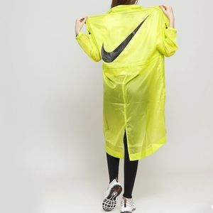 🆕 Nike Neon Swoosh Light Jacket M Ar3090-389